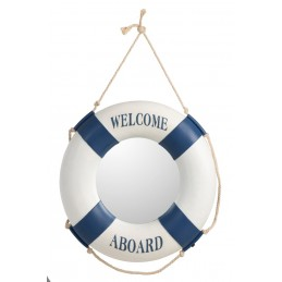 MIROIR BOUÉE DE SAUVETAGE...