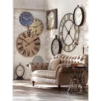 Miroir & Horloge